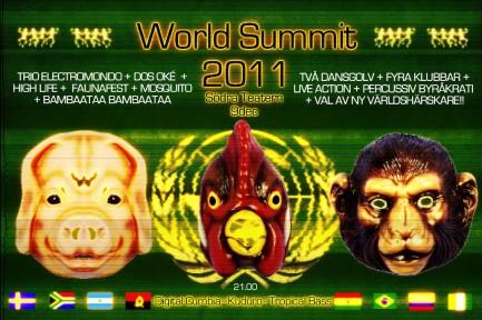 Worldsummit 2011